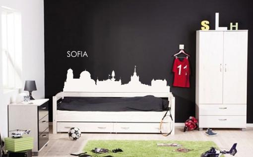Stikeri Za Zid Sofia Name044