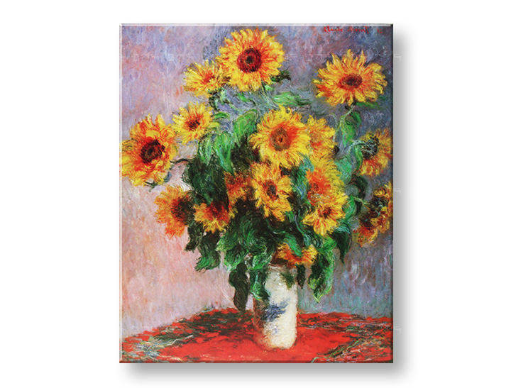 Reprodukcije SUNFLOWER - Claude Monet