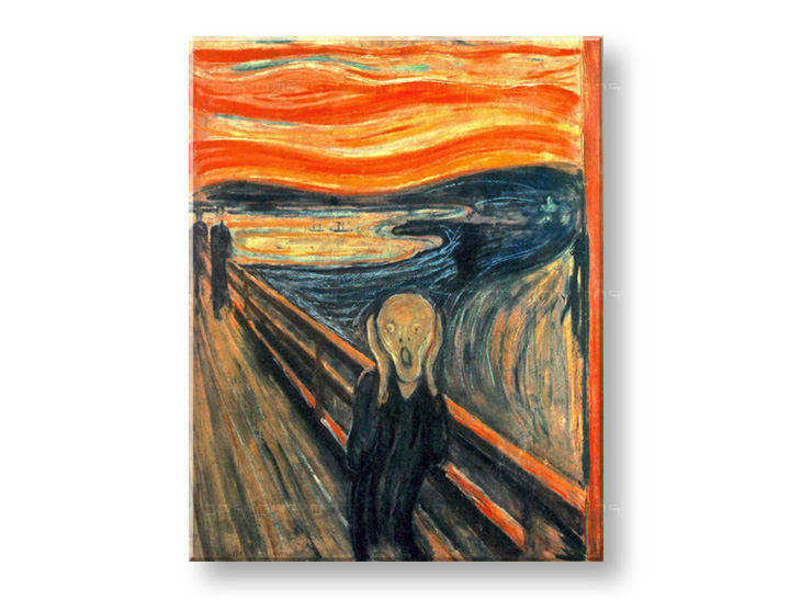 Reprodukcije SCREAM - Edvard Munch