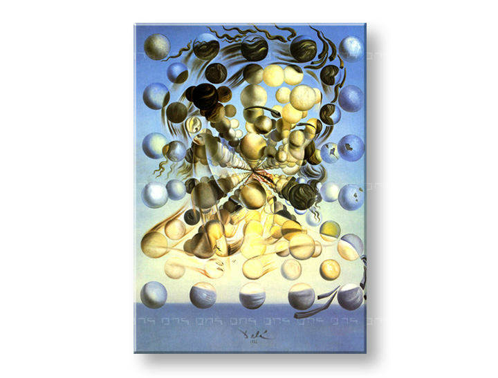Reprodukcije GALATEA OF THE SPHERES - Salvador Dalí